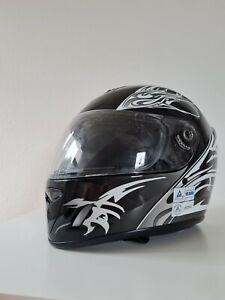 Helm motorrad