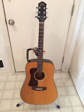1994 Guild D4-NT LH, Left-Handed Acoustic Guitar with case & accessories