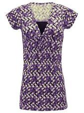 T-shirt violet pour fille de 10 à 11 ans