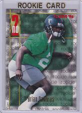 BRIAN DAWKINS ROOKIE CARD 1996 Fleer RC Football Philadelphia Eagles BRONCOS!