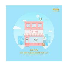 Dream Part.01 by ASTRO The 4th Mini Album The Day Version