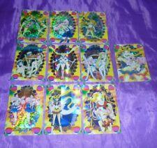Vintage Sailor Moon Sticker Prism Rare Lot Sailormoon Card Holographic