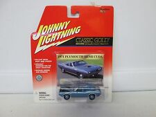 Johnny Lightning Classic Gold Collection 1971 Plymouth Hemi Cuda