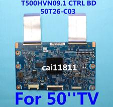 T500HVN09.1 CTRL BD 50T26-C03 T-Con Board For Samsung 50'' TV USA Ship