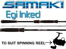 "SAMAKI EGI INKED SEI-862EGIM Spin / Spinning Fishing ROD 8'6"" 2 Piece PE 0.5-1.2"