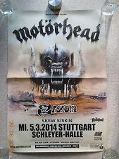 Motörhead Tour Poster