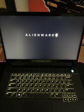 New listing Alienware m15 R3 laptop i7-10750H gtx 1660 Ti 16gb ram 512ssd