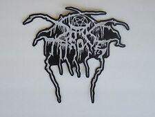 DARKTHRONE BLACK METAL EMBROIDERED BACK PATCH