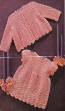 Crochet Vintage Dresses Patterns
