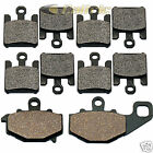 Front & Rear Brake Pads for Kawasaki ZX6R ZX-6R Ninja ZX636 2003 2004 2005 2006