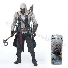 "McFARLANE Assassin's Creed III Connor 15cm/6"" PVC Action Figure New In Box"