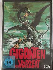 Giganten der Vorzeit - Dinosaurier sind unter uns - Trash a la Godzilla, Vulkan