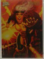 1994 Marvel Masterpieces series 3 Power Blast Rogue 7 of 9