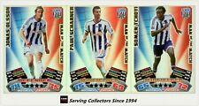 2011-12 Match Attax EPL Soccer Man Of Match Foil Card Team Set (3)-West Bromwich