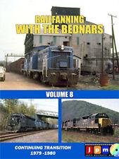 Railfanning with the Bednars Volume 8 DVD John Pechulis Conrail Newark