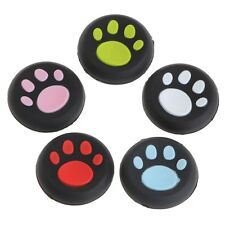 10pcs Silicone Cat Paw Joystick Thumb Stick Grip Cap for PS3 PS4 Xbox One 360