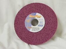 NEW NORTON 7 X 1/2 X 1-1/4 SURFACE GRINDING WHEEL #66252916215