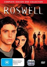 Roswell The Complete Season 1 TV Series DVD R4