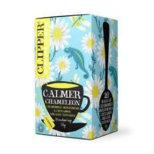 💚 Clipper Organic Calmer Chamaleon Infusion 20 envelopes