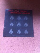 Stiff Little Fingers ‎– Inflammable Material / Rough Trade ‎– ROUGH 1 / A2 B2