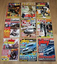 Playstation Maniac Maus Klick Games Magazin Heft  Ausgabe Tomb Raider Medievil