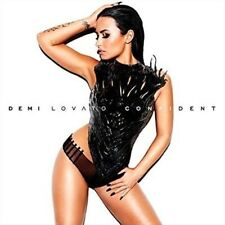 Confident [Deluxe Edition] [PA] by Demi Lovato (CD, Oct-2015, Hollywood)