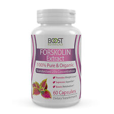 PREMIUM FORSKOLIN POTENT ORGANIC EXTRACT SLIMMING PILLS 2000mg Standardized 25%
