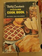 Betty Crocker's Picture Cookbook  (1956) Second Edition - First Printing