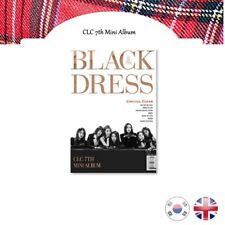 [NEW + SEALED!] CLC Black Dress 7th Mini Album Kpop K-pop UK