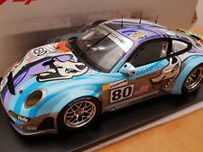 "1 18 Spark Porsche 997 GT3 RSR #80 le Mans 2007 ""Team Flying Lizard"""