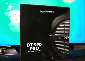Studiokopfhörer Beyerdynamic DT 990 PRO 250 Ohm in OVP Neuwertig