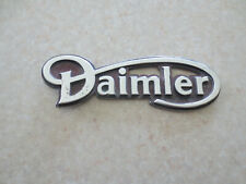 Original Daimler car badge / emblem - -