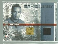 2006-07 Between The Pipes Jerseys #GUJ56 Ray Emery (ref 83298)