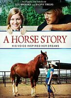 A Horse Story: His Voice Inspired Her Dreams (DVD, 2016)