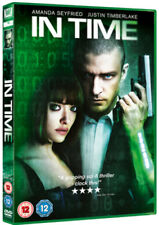 In Time DVD (2012) Olivia Wilde