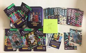 Panini Premier XL 2021/22 - 5x Packs, 25x Special Foil Cards, 5x Digital, Tin -H
