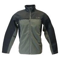 Men's Mountain Hardwear Mountain Tech II Airshield Fleece Jacket, Grey Small