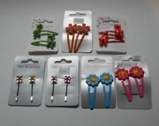 Unbranded Plastic Hair Hair Grips&Slides for Girls
