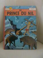 ALIX LE PRINCE DU NIL JACQUES MARTIN 1974