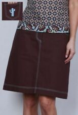Boom Shankar Knee-Length 100% Cotton Skirts for Women