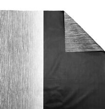 26' x 26' Vinyl Tarp 15 oz 17 Mil PVC Cover Roof Floor Black/Gray/White Mix
