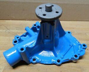 1965-66 Ford Fairlane Mustang 289ci V8 HI-PO Rebuilt water pump C5AE-8505D