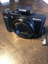 Sony DSC HX80 Front Body Flash-Power-Viewfinder Unit Parts Lens CCD Sensor