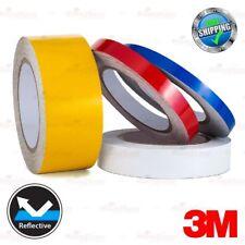 3M Reflektorband Reflektierende Reflektor Selbstklebend Reflexfolie Streifen
