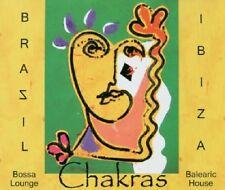 Chakras Brazil IBIZA bossa Lounge Balearic House 2cds 2006 thievery Corporation