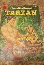Edgar rice burroughs Tarzan Comic Vol 1 No 79 April 1956 Free shipping!