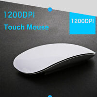 TM-823 Wireless Optical USB Multi Touch Scroll Mouse For Apple Macbook Laptop