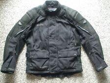 Polo Mohawk Motorradjacke, top gepflegt , Gr. XL Textil mit echtem Wildleder