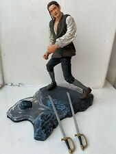 NECA PIRATES OF THE CARIBBEAN CURSE BLACK OF PEARL SERIES 2 WILL TURNER FIGURE