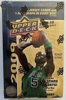 2009-10 Upper Deck UD Hobby Box - Stephen Curry RC Harden Griffin Rookie